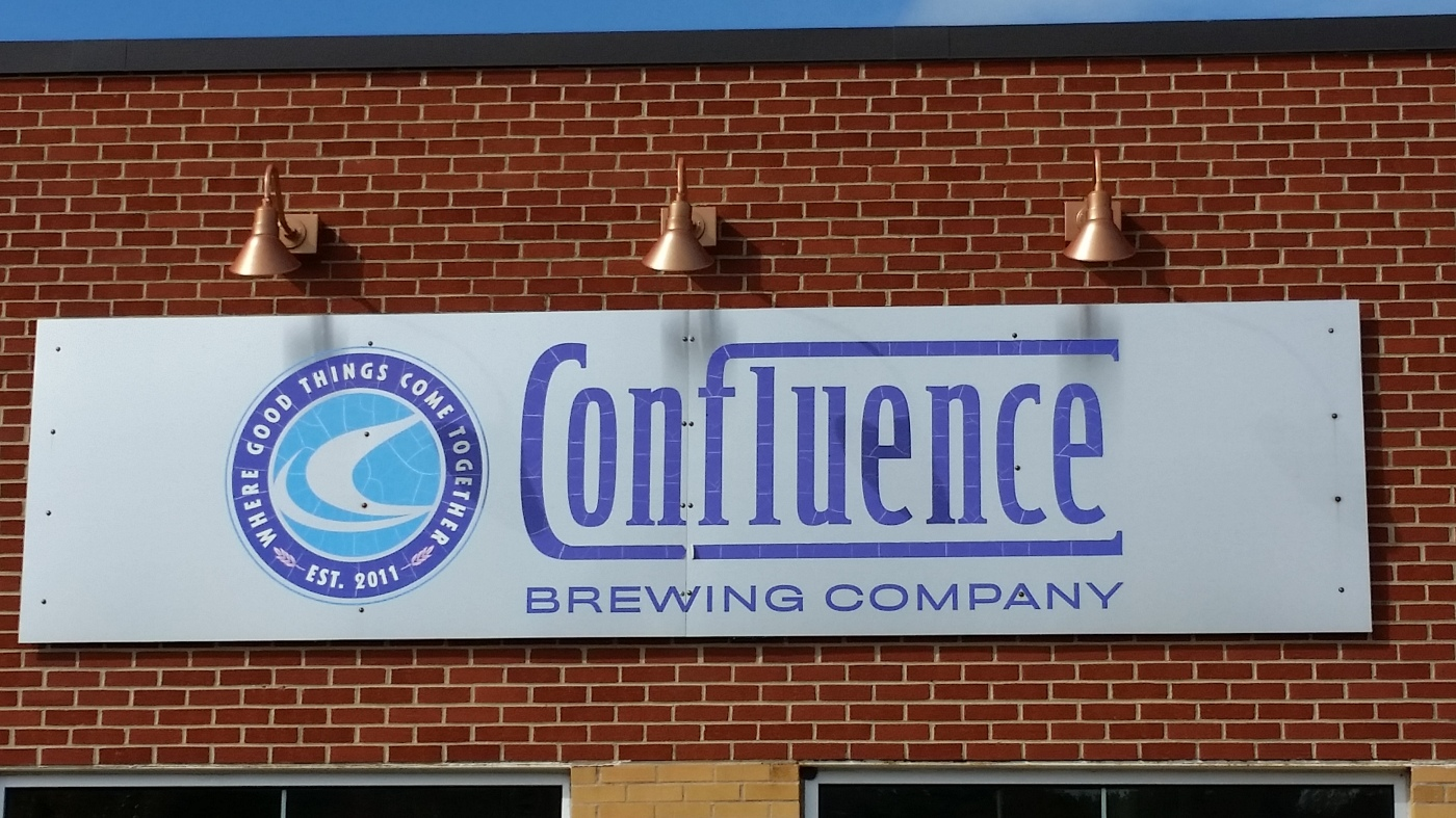 408c88262 It has been a fantastic day, and in ways a lot like this time last year.  One of our favorite breweries is Confluence Brewing Company, here in Des  Moines.